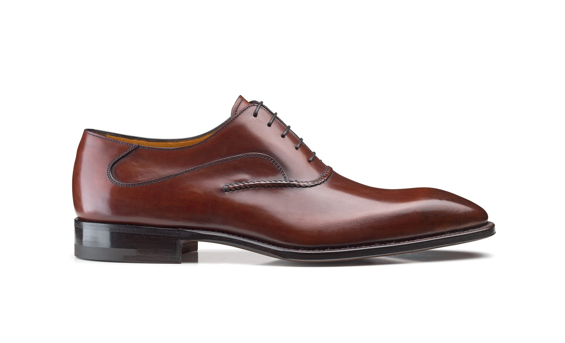Light Aged Betis Oxfords