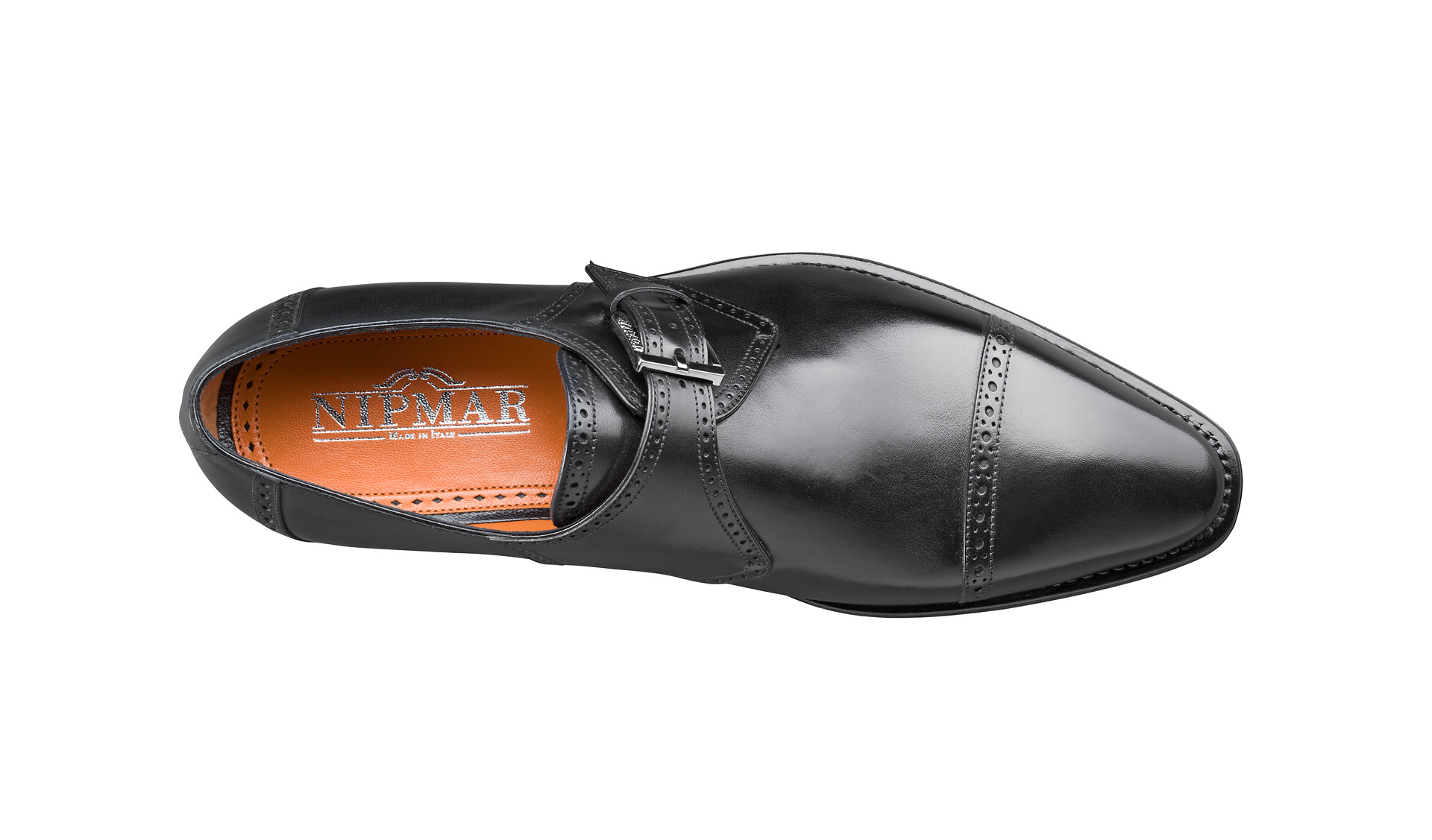 Hand-Welted Goodyear Buckle Shoes
